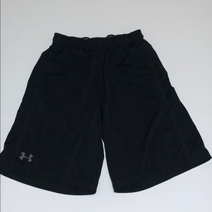 Under Armour Men's Shorts, Black, Small